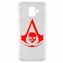 Чехол для Samsung A6 2018 Assassin's Creed Misfit