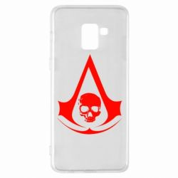 Чехол для Samsung A8+ 2018 Assassin's Creed Misfit
