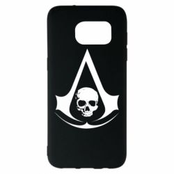 Чехол для Samsung S7 EDGE Assassin's Creed Misfit