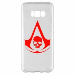 Чехол для Samsung S8+ Assassin's Creed Misfit