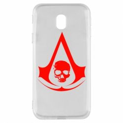 Чехол для Samsung J3 2017 Assassin's Creed Misfit