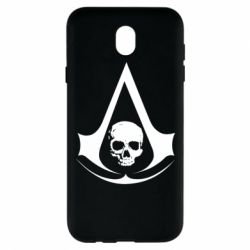 Чехол для Samsung J7 2017 Assassin's Creed Misfit