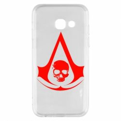 Чехол для Samsung A3 2017 Assassin's Creed Misfit