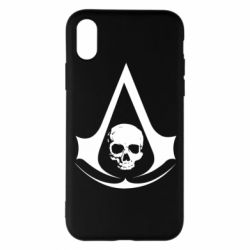 Чехол для iPhone X/Xs Assassin's Creed Misfit