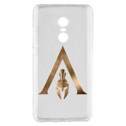 Чохол для Xiaomi Redmi Note 4 Assassin's Creed: Odyssey logo