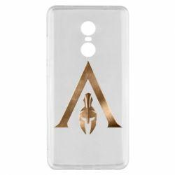 Чохол для Xiaomi Redmi Note 4x Assassin's Creed: Odyssey logo