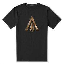Чоловіча стрейчева футболка Assassin's Creed: Odyssey logo