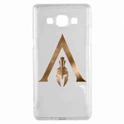 Чохол для Samsung A5 2015 Assassin's Creed: Odyssey logo