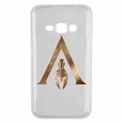 Чохол для Samsung J1 2016 Assassin's Creed: Odyssey logo