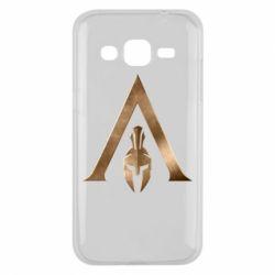 Чохол для Samsung J2 2015 Assassin's Creed: Odyssey logo