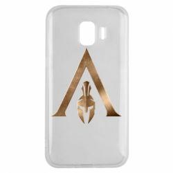 Чохол для Samsung J2 2018 Assassin's Creed: Odyssey logo