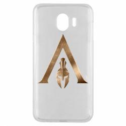 Чохол для Samsung J4 Assassin's Creed: Odyssey logo