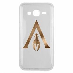 Чохол для Samsung J5 2015 Assassin's Creed: Odyssey logo