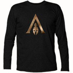 Футболка з довгим рукавом Assassin's Creed: Odyssey logo