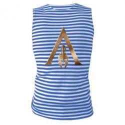 Майка-тільняшка Assassin's Creed: Odyssey logo