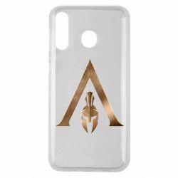 Чохол для Samsung M30 Assassin's Creed: Odyssey logo