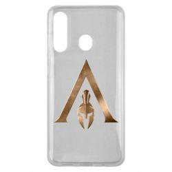Чохол для Samsung M40 Assassin's Creed: Odyssey logo