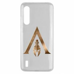 Чохол для Xiaomi Mi9 Lite Assassin's Creed: Odyssey logo