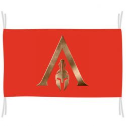 Прапор Assassin's Creed: Odyssey logo