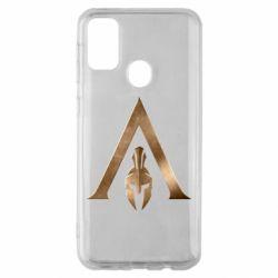 Чохол для Samsung M30s Assassin's Creed: Odyssey logo