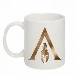Кружка 320ml Assassin's Creed: Odyssey logo