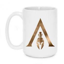 Кружка 420ml Assassin's Creed: Odyssey logo