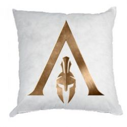 Подушка Assassin's Creed: Odyssey logo