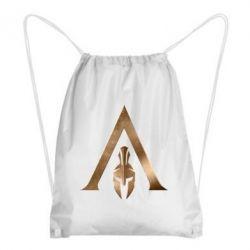 Рюкзак-мішок Assassin's Creed: Odyssey logo