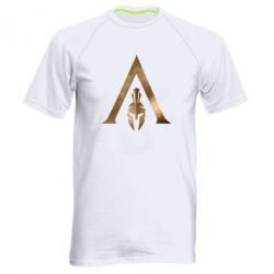 Чоловіча спортивна футболка Assassin's Creed: Odyssey logo