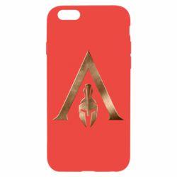 Чохол для iPhone 6/6S Assassin's Creed: Odyssey logo