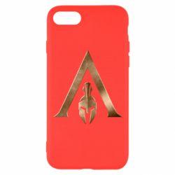 Чохол для iPhone 8 Assassin's Creed: Odyssey logo