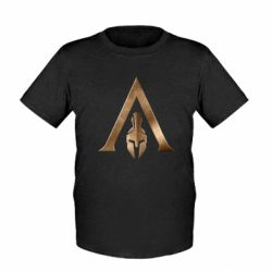 Дитяча футболка Assassin's Creed: Odyssey logo
