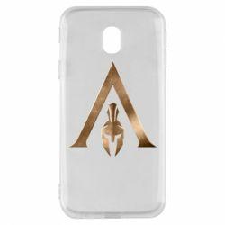 Чохол для Samsung J3 2017 Assassin's Creed: Odyssey logo