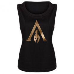 Майка жіноча Assassin's Creed: Odyssey logo