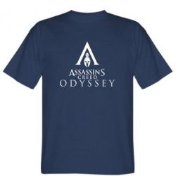 Чоловіча футболка Assassin's Creed: Odyssey logotype