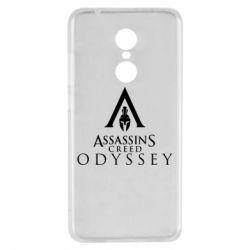 Чохол для Xiaomi Redmi 5 Assassin's Creed: Odyssey logotype - FatLine