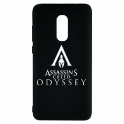 Чохол для Xiaomi Redmi Note 4 Assassin's Creed: Odyssey logotype