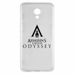 Чохол для Meizu M6s Assassin's Creed: Odyssey logotype - FatLine
