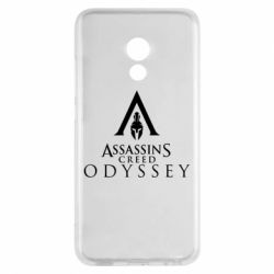 Чохол для Meizu Pro 6 Assassin's Creed: Odyssey logotype - FatLine