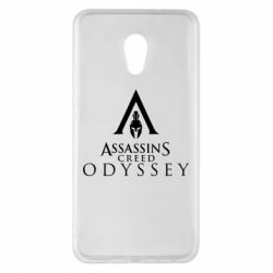 Чохол для Meizu Pro 6 Plus Assassin's Creed: Odyssey logotype - FatLine