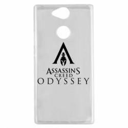 Чохол для Sony Xperia XA2 Assassin's Creed: Odyssey logotype - FatLine