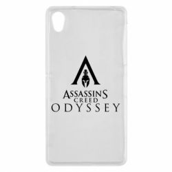 Чохол для Sony Xperia Z2 Assassin's Creed: Odyssey logotype - FatLine