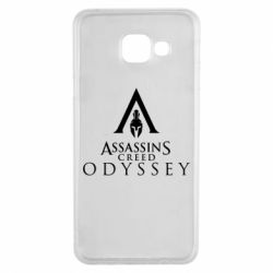 Чохол для Samsung A3 2016 Assassin's Creed: Odyssey logotype