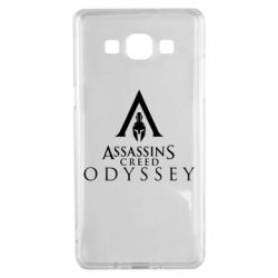 Чохол для Samsung A5 2015 Assassin's Creed: Odyssey logotype