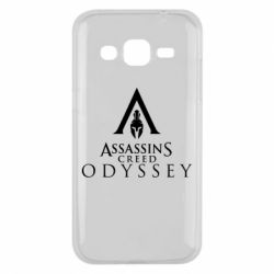 Чохол для Samsung J2 2015 Assassin's Creed: Odyssey logotype