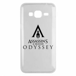 Чохол для Samsung J3 2016 Assassin's Creed: Odyssey logotype