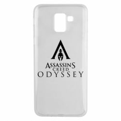 Чохол для Samsung J6 Assassin's Creed: Odyssey logotype