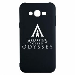 Чохол для Samsung J7 2015 Assassin's Creed: Odyssey logotype