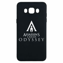 Чохол для Samsung J7 2016 Assassin's Creed: Odyssey logotype