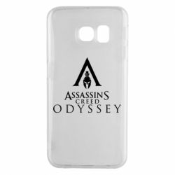 Чохол для Samsung S6 EDGE Assassin's Creed: Odyssey logotype